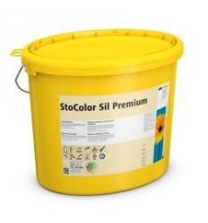 Silikatiniai dažai sienoms ir luboms StoColor Sil Premium