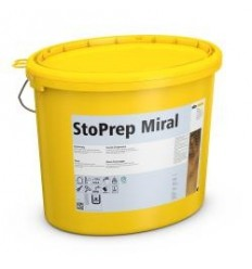 StoPrep Miral - gruntas mineraliniams dekoratyviniems tinkams