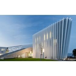 Ventiliuojamas tinkuojamas, besiūlis fasadas StoVentec