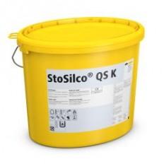 StoSilco QS K/R/MP - silikoninis dekoratyvinis tinkas žemoms temperatūroms