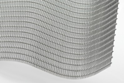 Nerūdijančio plieno tinklas Omega 1510