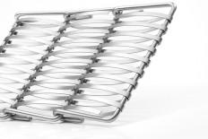 Nerūdijančio plieno tinklas Escale 7x1