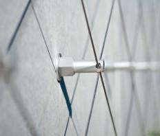 Nerūdijančio plieno troselių sistema CarlStahl GREENCABLE