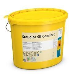StoColor Sil Comfort - silikatiniai dažai luboms. Restauraciniai