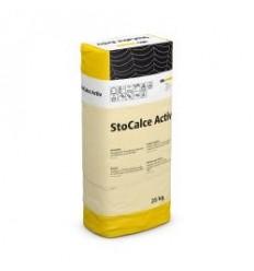 StoCalce Activ K/MP - drėgmę reguliuojantis kalkinis tinkas