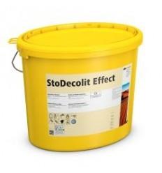 StoDecolit Effect - Grubus dekoratyvinis tinkas sienoms ir luboms