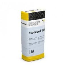 StoLevell Uni - praturtintas organika cementinis klijavimo-armavimo mišinys