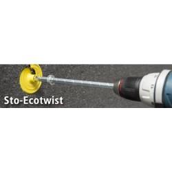 Sto Eco Twist UEZ 8 - Universali smeigė be šalčio tiltų