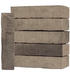 Klinkerinės plytos RT 517 Delfi Blackish grey